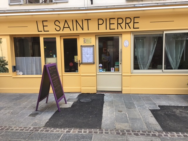 LE SAINT PIERRE
