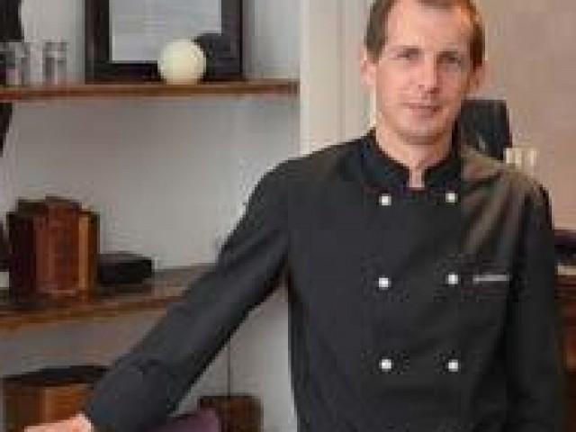 LE SAINT PIERRE Le Chef Guillaume EHRLER